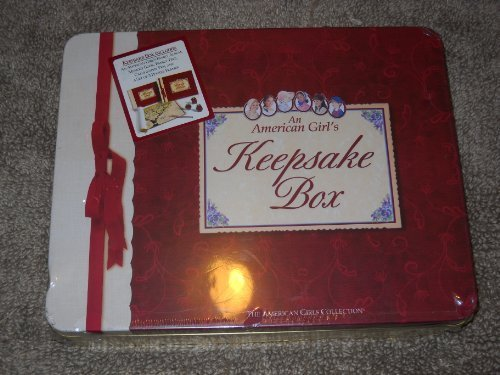An American Girl's Keepsake(Box) by American Girl Collection