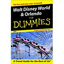 Walt Disney World & Orlando For Dummies 2001