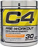 Cellucor C4® Pre-Workout Explosive Energy Orange Dreamsicle -- 30 Servings