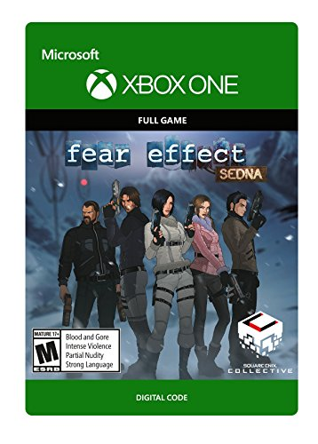 Fear Effect Sedna - Xbox One [Digital Code]