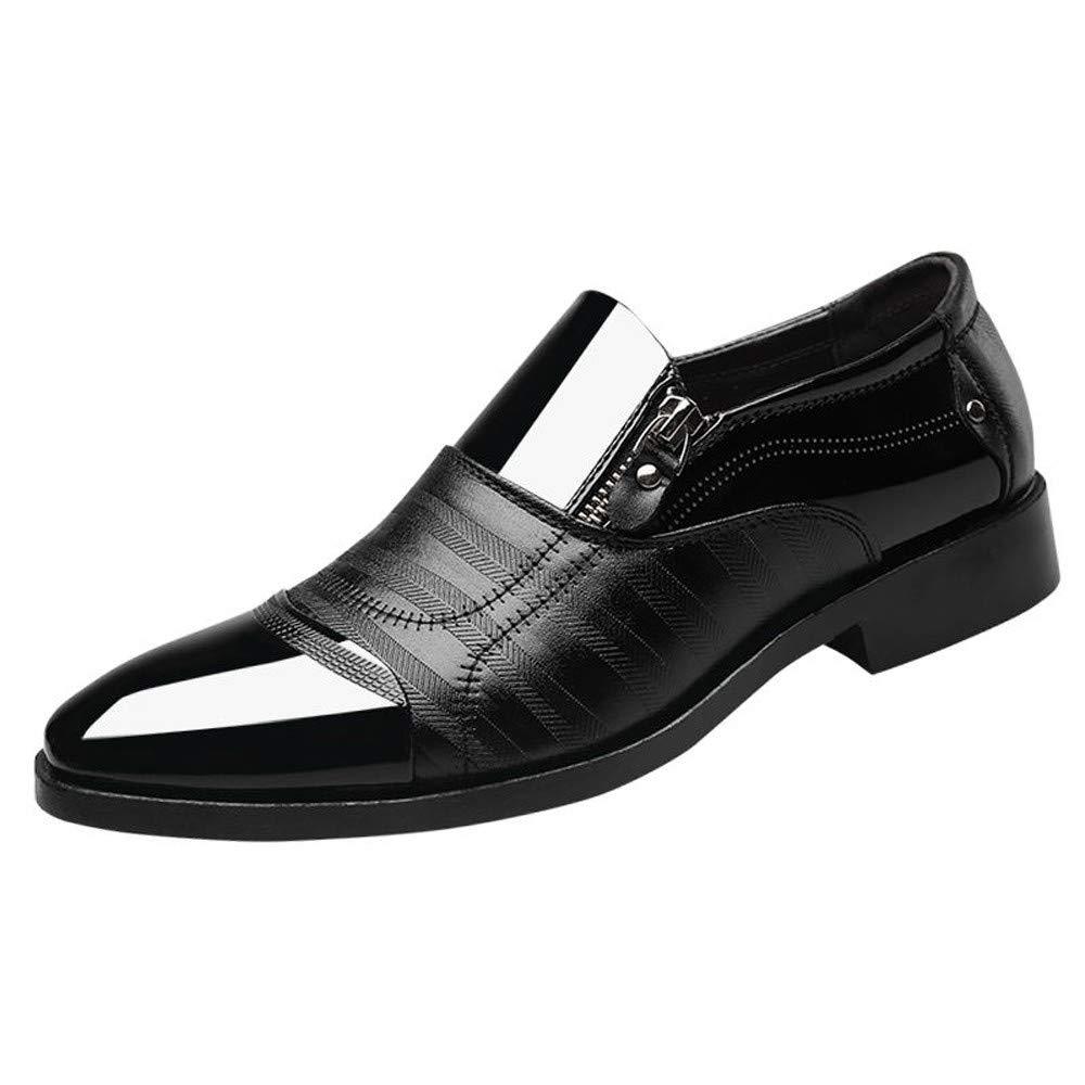 Sunday Herren Schuhe Business Lederschuhe Elegant Mä nner Schuhe Fü r Hochzeit Party Festlich Berufsschuhe Formal Uniform Schuhe Alle Jahreszeiten 37-46