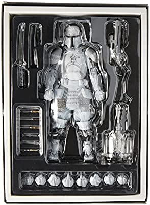 New 7/'/' Star Wars Ronin Samurai Boba Fett Meisho Movie Realization Action Figure