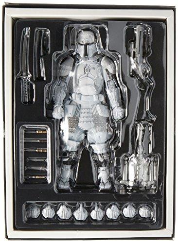 Star Wars Ronin Boba Fett Prototype Meisho Movie Realization Action Figure (Prototype Wars Action Star Figure)