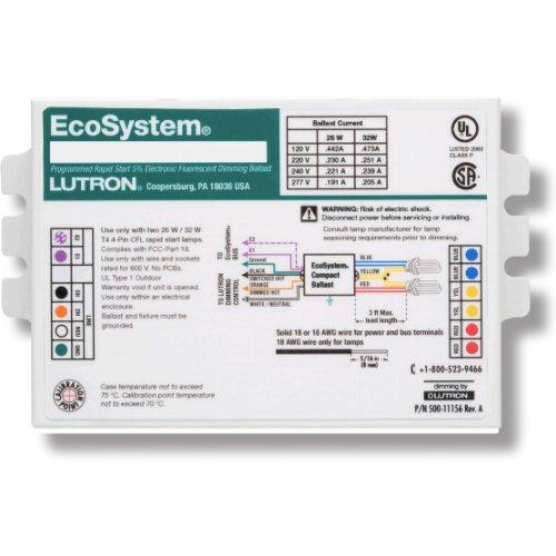 Lutron EC3DT418KU2S