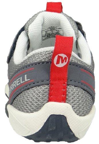 Strap K Stivali Glove Bambina 2 Merrell Grigio Trail FwEvPIFaq