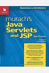 Murach's Java Servlets and JSP, 3rd Edition (Murach: Training & Reference) Paperback
