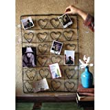 Best Wire Loop For Walls - KALALOU NNL1010 wire twenty-four heart photo/card holder Review
