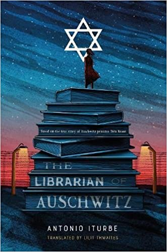 Image result for the librarian of auschwitz