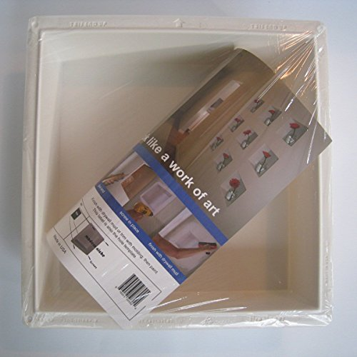 Review Wall Niche - Modern Niche, Recessed in Wall Display (for By Modern Niche by Modern Niche