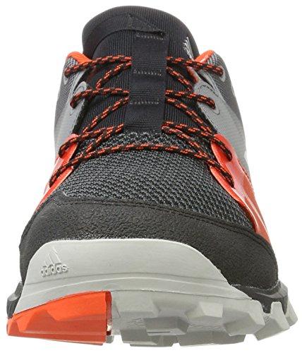 Adidas Kanadia 8.1 Trail Loopschoenen - Aw17 Zwart