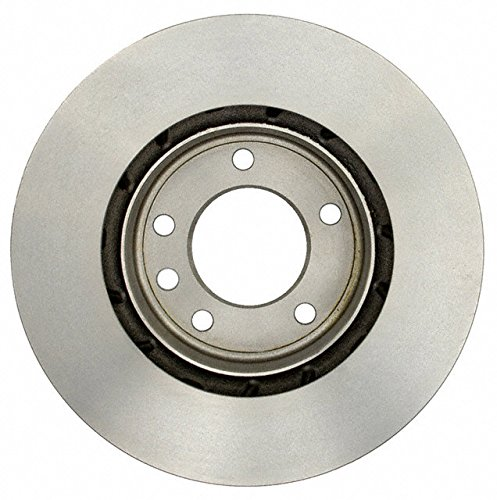 ACDelco 18A1757 Professional Front Driver Side Disc Brake Rotor