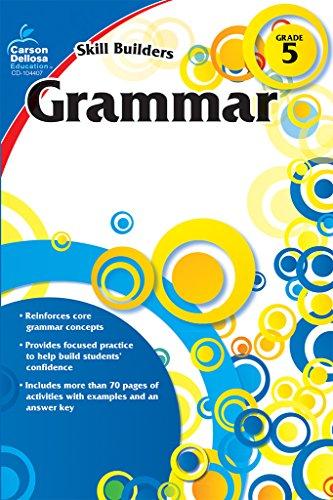 Grammar, Grade 5 (Skill Builders)