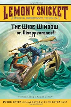 The Wide Window 0060758082 Book Cover