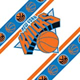 NBA New York Knicks Self Stick Wall Border