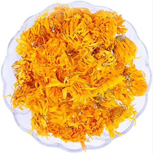 (CC-JJ - 50g/bag Chinese Marigold Tea,Calendula officinalis )