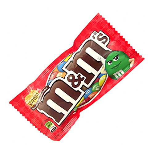 M&M Erdnussbutter amazon
