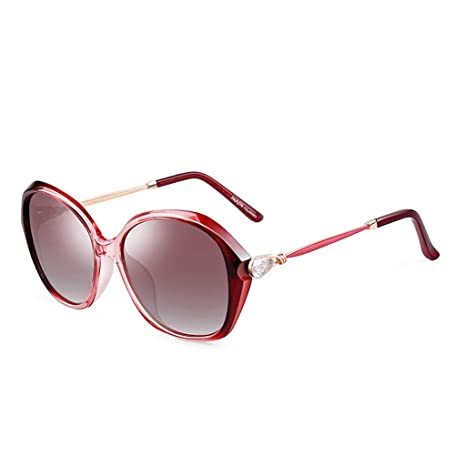 Sungeye Gafas de Sol Classic Polarizado Lentes Marco Grande ...