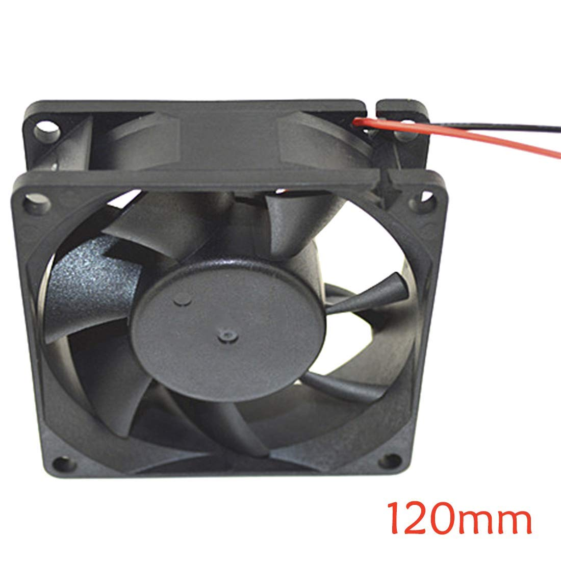 Yevison Portable Computer Silent Cooling Fan 50/80/120mm PC CPU System Heatsink Brushless Cooler 12V 2Pin High Quality by Yevison