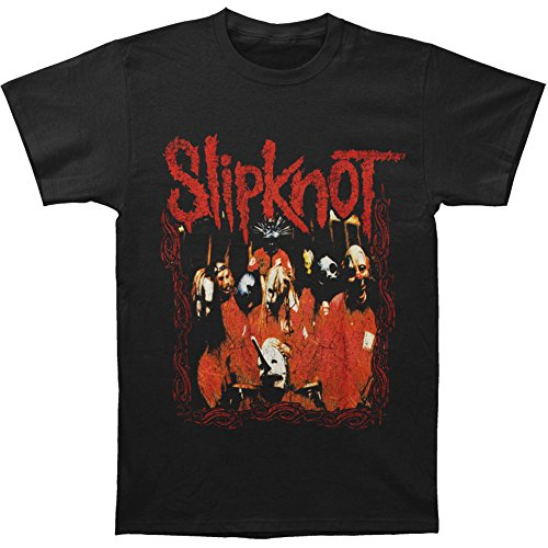 Slipknot Band Frame T-shirt Large (Slipknot Chris)