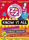 Ziga Zaga Stick On: Know It All