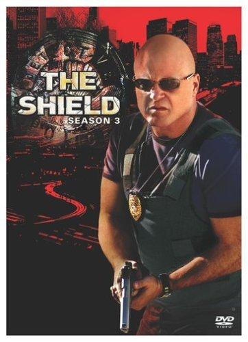 Shield: Complete Third Season [DVD] [Region 1] [US Import] [NTSC] by