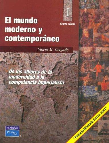 Download Mundo Moderno y Contemporaneo, El (Spanish Edition) pdf