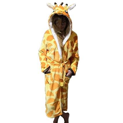 Sweetheart -LMM Traje de Abrigo con Capucha para Mujer, diseño de Unicornio de Halloween