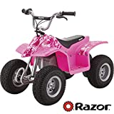 Razor Dirt Quad Electric Four-Wheeled Off-Road Vehicle - Pink