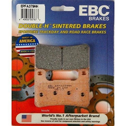 イービーシー EBC ブレーキパッド フロント 04年-07年 GSX-R1000、GSX-R750 EX-Performance シンタード 610081 EPFA379HH   B01N1EJPKS
