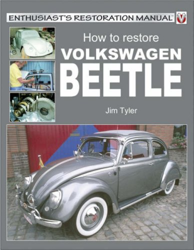 wagen Beetle (Enthusiast's Restoration Manual) (Enthusiasts Restoration Manual)