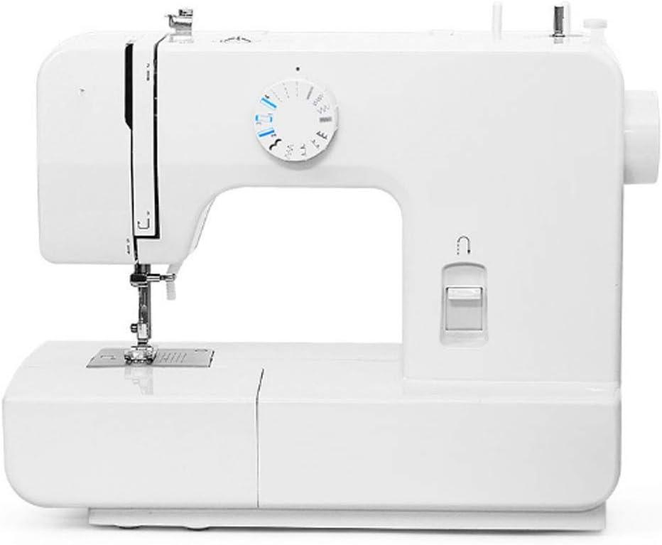 Máquinas de Coser Máquinas de coser Eléctricas multifunción una variedad de puntadas Máquina de coser Paños de lanzadera de metal Manualidades y máquinas de coser for viajes a casa Máquinas de Coser: