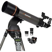 Celestron - NexStar 102SLT Computerized Telescope - Compact and Portable – Refractor Optical Design - SkyAlign…