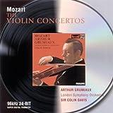 Arthur Grumiaux: Mozart: The Violin Concertos (Audio CD)