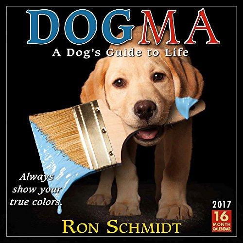 2017 Calendars Dogma Wall Calendar product image