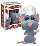 Ratatouille Remy Pop! Vinyl Figure CHASE VARIANT FLOCKED