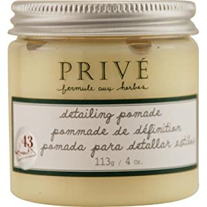 Prive Detailing Pomade No. 43, 4-Ounce Jar by Prive