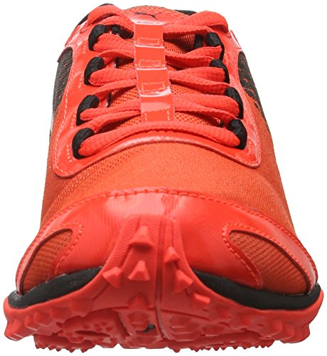 Puma Evospeed Haraka V3 - Zapatillas de deporte Hombre Rojo - Rot (Red blast-puma black-puma White 01)