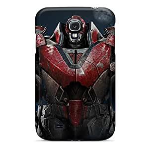 Galaxy S4 Hard Back With Bumper Silicone Gel Tpu Case Cover Planetside 2 Max Suite