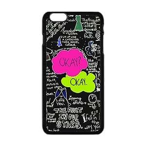 Black White Okay Hot Seller Stylish Hard Case For Iphone 6 Plus