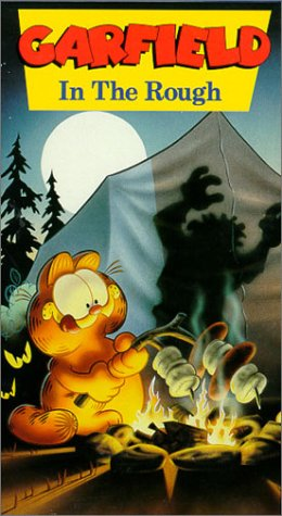 Click for larger image of Garfield - In the Rough [VHS]