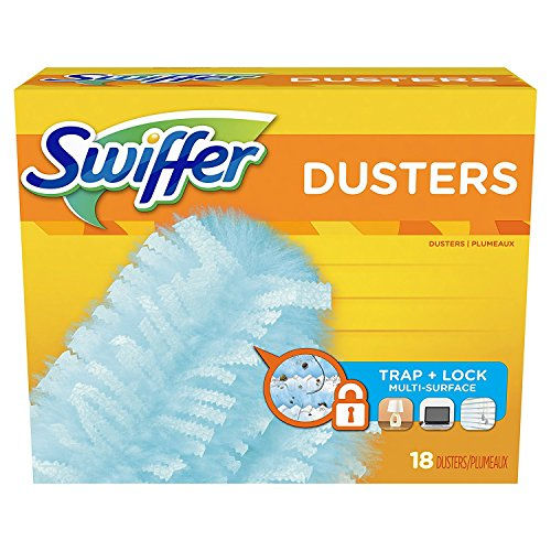 Swiffer 180 Dusters, Multi Surface Refills, Unscented Scent,
