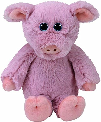 TY Attic Treasures - OTIS the Pig (Medium Size - 12 inch)
