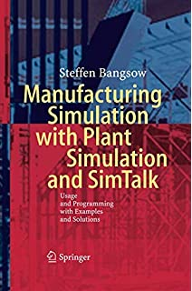 tecnomatix plant simulation modeling and programming by means of examples