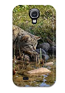 Everett L. Carrasquillo's Shop 7064499K66492381 Snap On Hard Case Cover Cat Protector For Galaxy S4