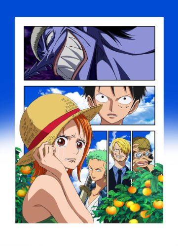 ONE PIECE EPISODE OF NAMI -KOKAI SHI NO NAMIDA TO NAKAMA-(BLU-RAY)(regular)