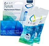 KOR Nava Water Bottle Replacement Filters (2-Pack)