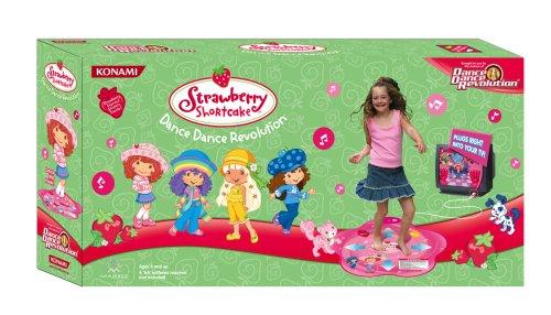 Dance Dance Revolution Strawberry Shortcake Plug N Play