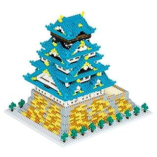 KAWADA Nano-Block Osaka Castle Deluxe Edition