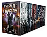 20 Book Vampire Love Story Immortal Warriors Box Set