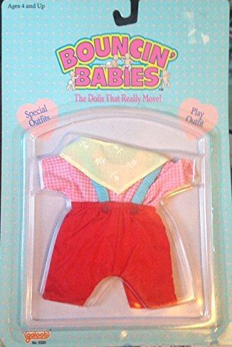 Bouncin' Babies Special Outfits ~ Play Outfit